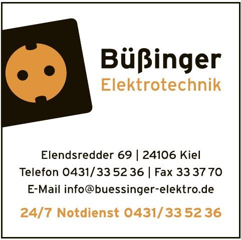 Büßinger Elektrotechnik