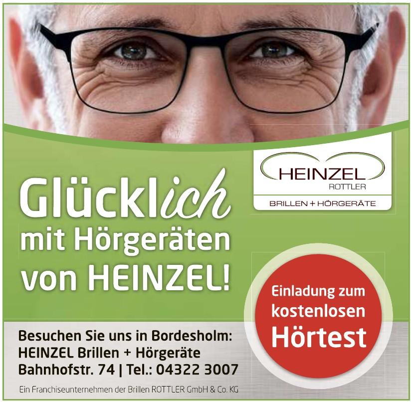 HEINZEL Brillen + Hörgeräte