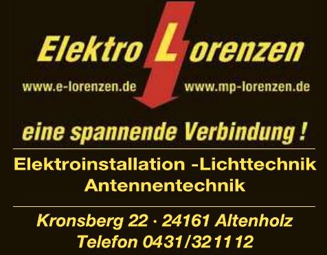 Elektro Lorenzen