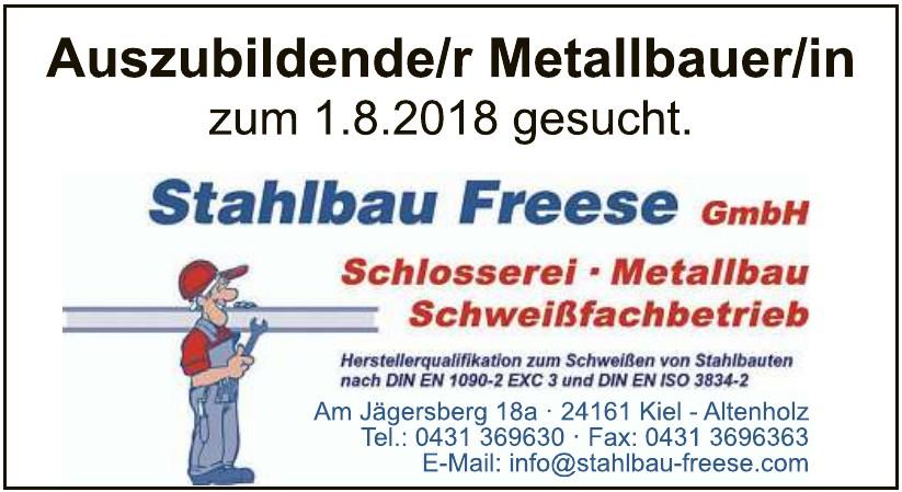 Stahlbau Freese GmbH