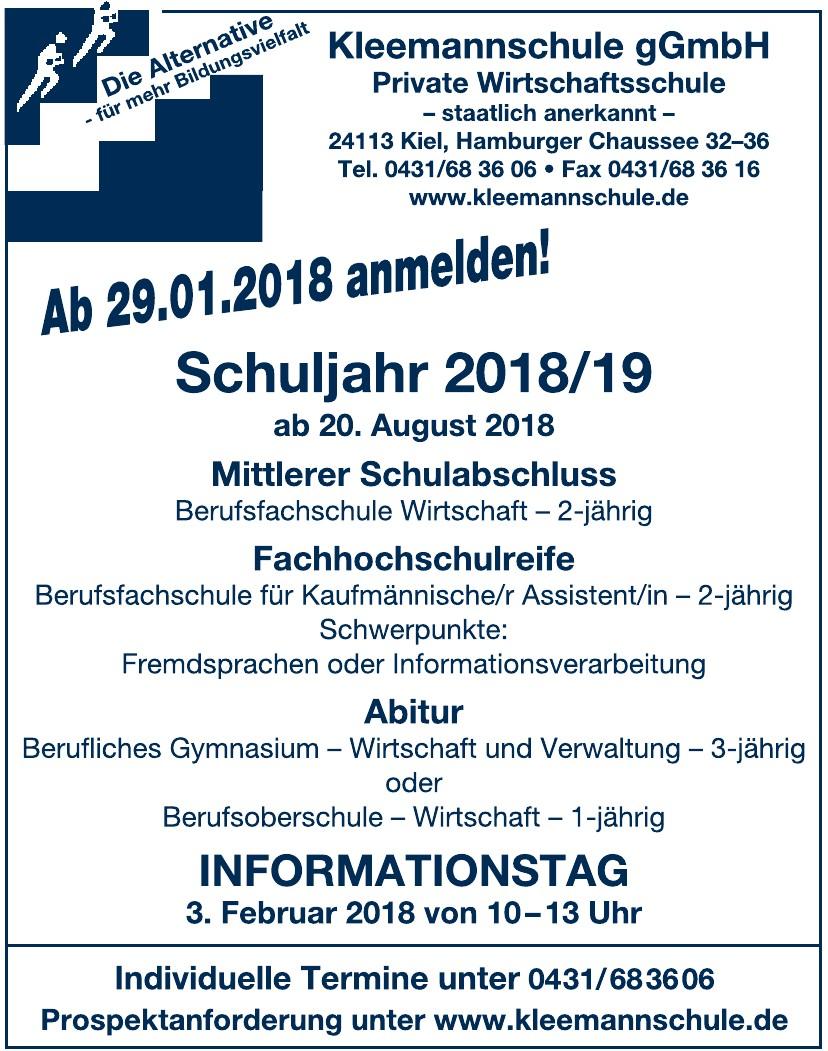 Kleemannschule gGmbH