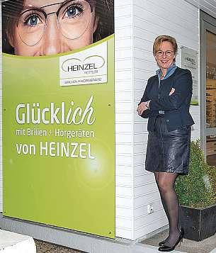 Hörakustik-Meisterin Birgit Heinzel.FOTO: MUENCHOW.DE