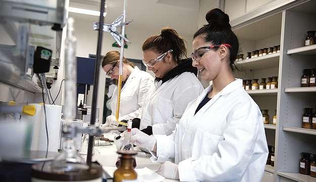 Die Regionalen Berufsbildungszentren in Neumünster bieten vielfältige berufliche Perspektiven. FOTO: HFR