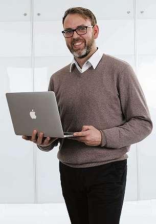 Stefan Saal, Ausbildungsmarketing und Nachwuchsförderung EDEKA. FOTO: VERENA REINKE