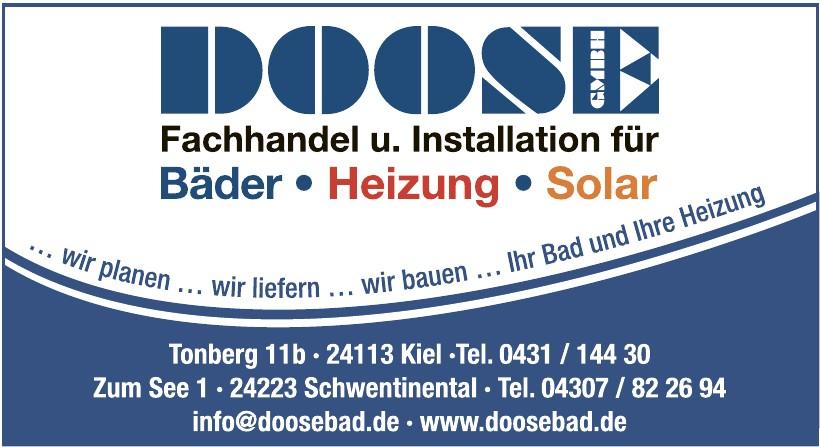Doosebad GmbH