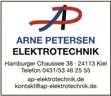 Arne Petersen Elektrotechnik