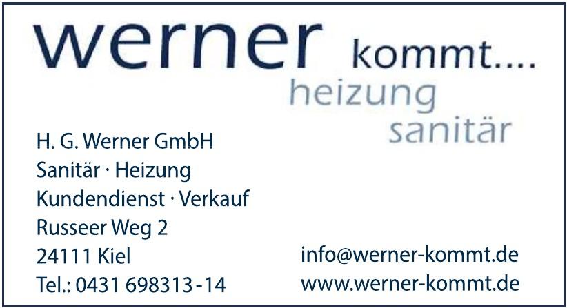 H.G. Werner GmbH